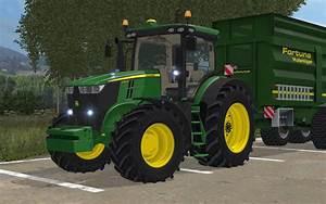 John Deere 7r : john deere 7r techmod v2 v 2 0 fs17 farming simulator 17 mod fs 2017 mod ~ Medecine-chirurgie-esthetiques.com Avis de Voitures