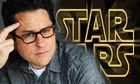Jj Abrams Is Directing Star Wars Episode Vii For Lucasfilm