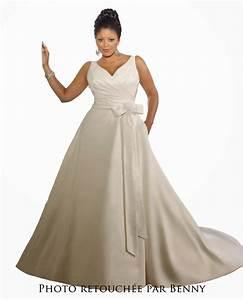 Robe Femme Ronde Chic : robe de mariage femme forte ~ Preciouscoupons.com Idées de Décoration