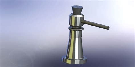 Screw Jack Engine Free 3d Model Stl Sldprt Sldasm Slddrw