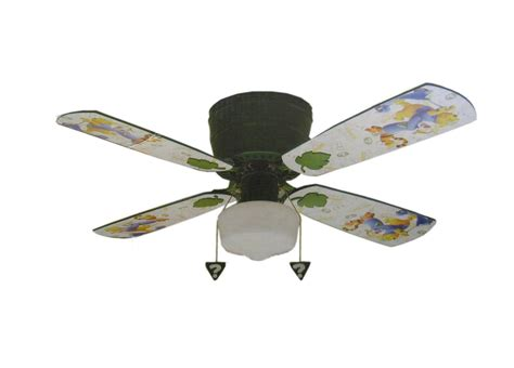 childrens ceiling fans with lights bottlesandblends