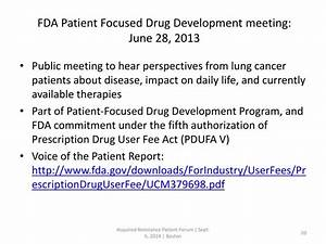 PPT - Acquired Resistance Patient Forum PowerPoint ...