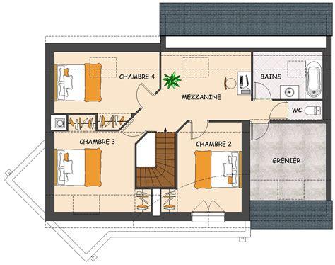 maison 3 chambres construction maison neuve palmyre lamotte maisons