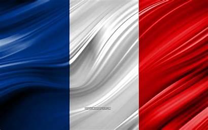 Flag 4k Italian 3d Italy French France