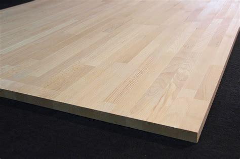 Arbeitsplatte  Küchenarbeitsplatte Massivholz Buche Kgz