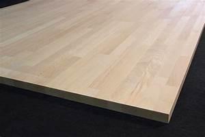 Arbeitsplatte 800 Mm Tief : arbeitsplatte k chenarbeitsplatte massivholz buche kgz fsc 19 26 40 x 4200 x 600 800 mm ~ Markanthonyermac.com Haus und Dekorationen