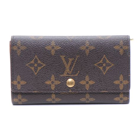 louis vuitton monogram porte monnaie wallet 48952