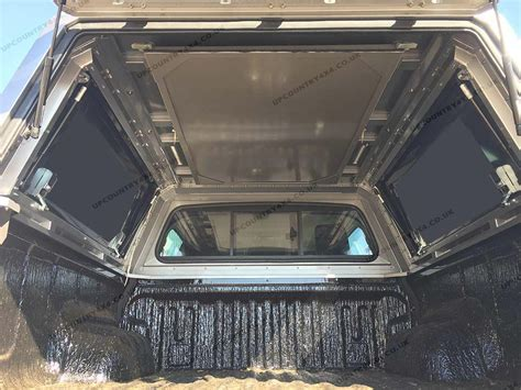 Toyota Hilux Hard Tops: RSI Rock Solid Steel Smart Canopy