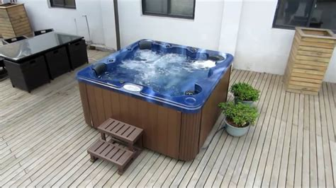 balboa tub the zspas pontus deluxe balboa luxury tub by tub