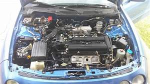 2000 Acura Integra Ls Voltage Blue 2dr 5spd All Stock And