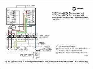 Trane Thermostat Installation Manual