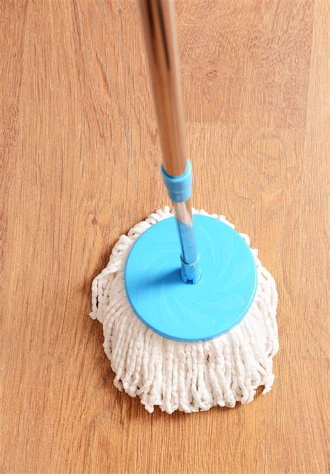 Clean hardwood floors with this simple recipe