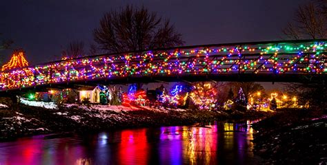 best place to see holiday lights kingston ontario the top places to see lights in southern ontario the daily boost