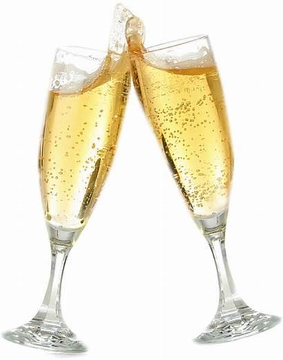 Champagne Wine Transparent Glass Toast Glasses Birthday