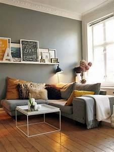 Petit Salon Cosy : petit salon moderne 16 photos d co c t maison ~ Melissatoandfro.com Idées de Décoration