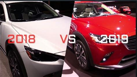 mazda cx  whats  difference youtube