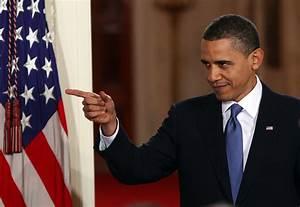 Barack Obama in President Obama Signs Health Care Reform ...