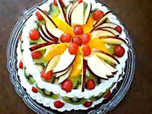 fruit cake recipe video by kitchen exotica ifood tv