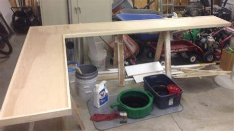 fabriquer un comptoir de cuisine en bois gallery of bricolage faire comptoir de cuisine avant with