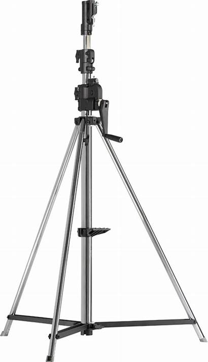 Wind Stand Kupo Lighting Crank Grip Section