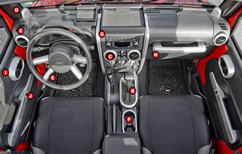 jeep interior accessories interior quality of jeep rubicon 2017 2018 best cars
