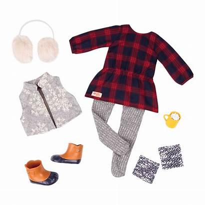 Cozy Cocoa Generation Outfit Outfits Winter Dolls
