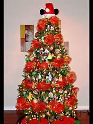 disney christmas tree decorations ideas - Disney Christmas Tree Decorations