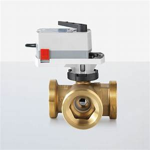 Vanne 3 Voies Thermostatique : vannes de r gulation boisseau sph rique 2 ou 3 voies ~ Melissatoandfro.com Idées de Décoration