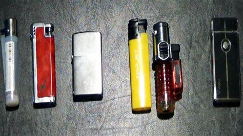 Best Type Of Lighter? Youtube