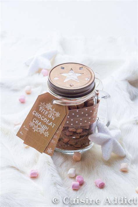 cuisine addic mix pour chocolat chaud cadeau gourmand cuisine addict