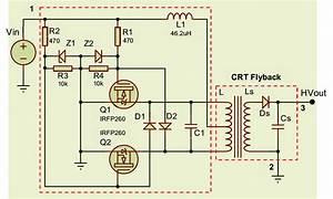 Mazzilli Zvs Flyback Converter Circuit