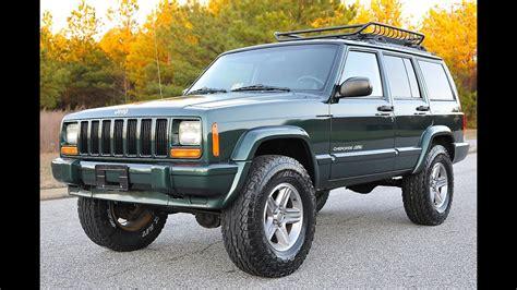 Davis Autosports 2000 Lifted Jeep Cherokee For Sale