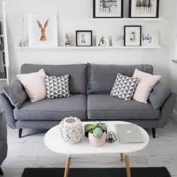 Charcoal Grey Living Rooms with Sofas