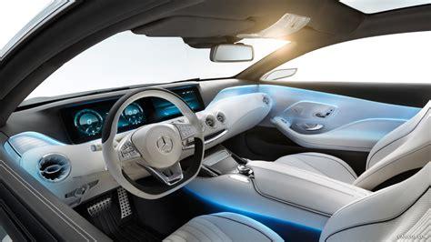 mercedes benz  class coupe concept  interior hd