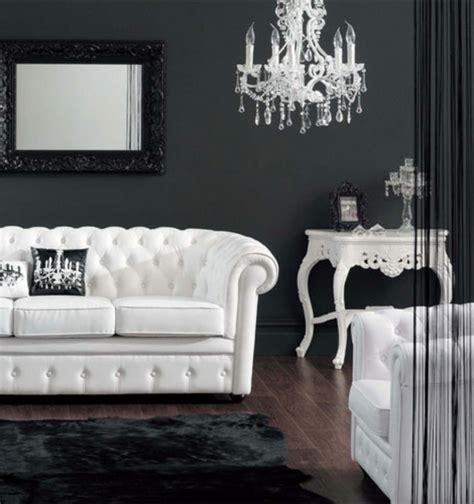 chambre baroque noir et blanc le chevet baroque rennaissance d 39 un meuble classique