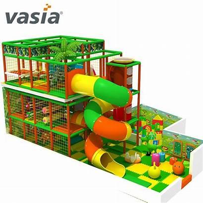 Playground Indoor Naughty Amusement Castle