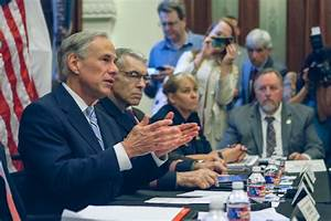UPDATE: Texas Governor Meeting With Students, Shooting ...