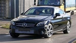 Mercedes Classe C Restylée 2018 : 2018 mercedes benz c class coupe top speed ~ Maxctalentgroup.com Avis de Voitures