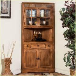 Corner Kitchen Hutch Furniture Kitchen Corner Hutch Cabinets Home Design Ideas
