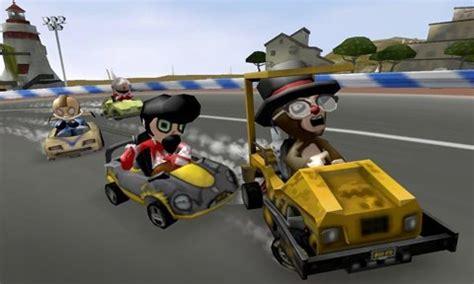 ModNation Racers PSP First Look - GameSpot