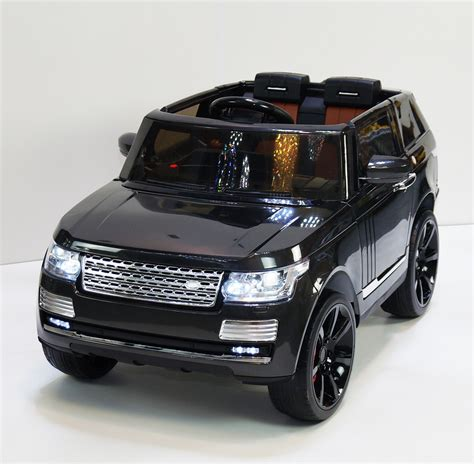 Range. Rover Supercharged Style Ride On Toy Car With