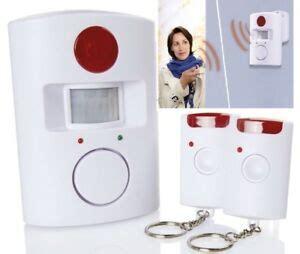 bewegungsmelder mit sirene bewegungsmelder mit alarmfunktion haus melder bewegung alarm sirene sicherheit ebay