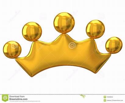 Kroon Coroa Gouden Dourada Goldene Krone Crown