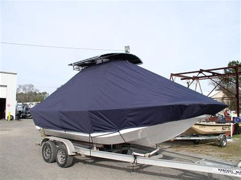 Carolina Skiff Boat Cover With T Top by Carolina Skiff 218dlv Ttopcovers T Top Boat Cover 546
