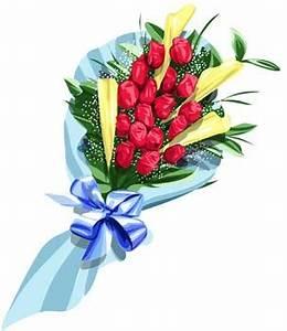 Bouquet Of Flowers Clip Art - ClipArt Best
