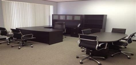 used office furniture service houston with image