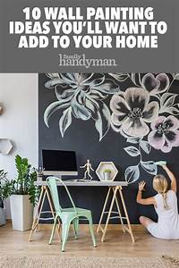 10, Wall, Painting, Ideas, You, U0026, 39, Ll, Want, To, Add, To, Your, Home