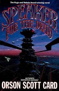 Speaker for the Dead by Orson Scott Card (Paperback ...