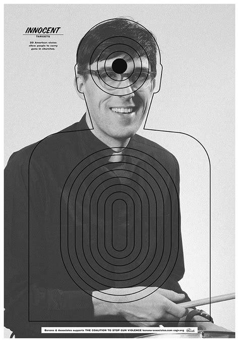 Innocent Targets Poster Contro Le Armi