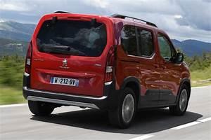 Peugeot Rifter 2018 : new peugeot rifter 2018 review pictures auto express ~ Medecine-chirurgie-esthetiques.com Avis de Voitures